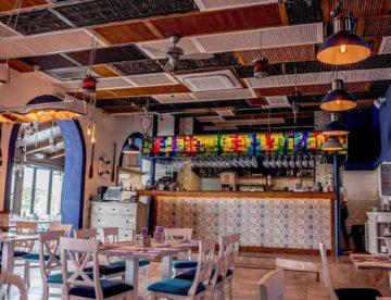 Camera frigorifica, ventilatie si climatizare realizata la restaurantul cu specific pescaresc Blue Acqua din Mamaia