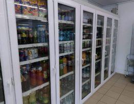 rafturi frigorifice de refrigerare si respectiv congelare Ovidiu - Constanta 5